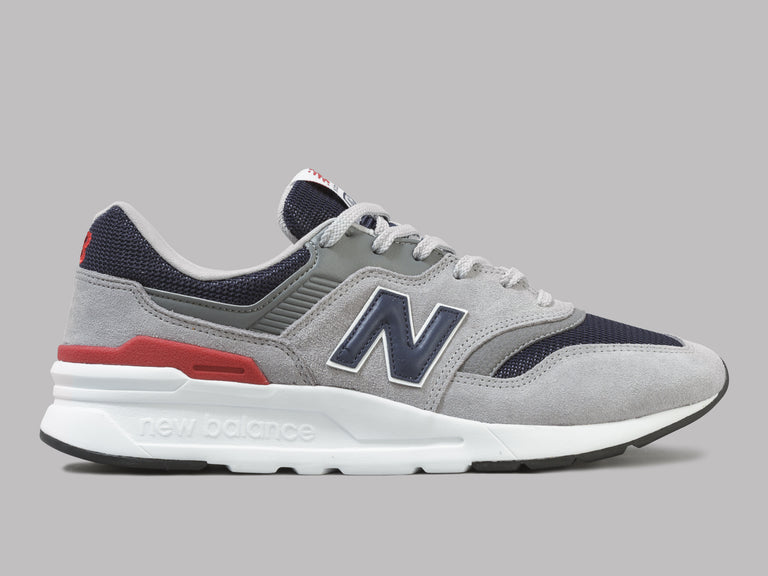 buy popular 22122 1bebc New Balance CM997HCJ (Grey   Navy   Red) – Oi Polloi