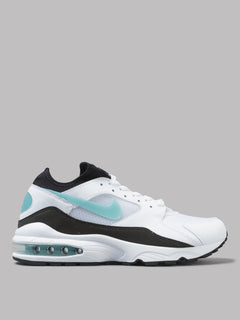 Nike Air Max 93 (White / Sport Turquoise / Black)