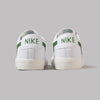 Nike Blazer Low Leather (White / Forest Green / Sail)