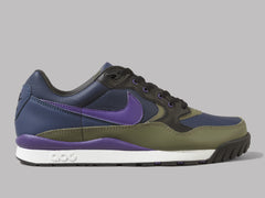Nike Air Wildwood ACG (Midnight Navy / Court Purple / Medium Olive)