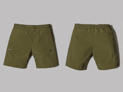 Norse Projects Luther Straight Shorts (Green)
