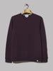 Norse Projects Vagn Crew Sweat (Plum)