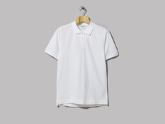 Norse Projects Theis Polo (White)