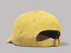 Norse Projects Twill Sports Cap (Montpellier Yellow)