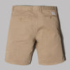 Norse Projects Aros Light Twill Shorts (Utility Khaki)