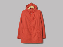 Norse Projects Lindisfarne GMD Nylon Jacket (Coral Red)