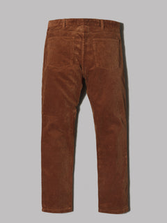 Norse Projects Edvard Corduroy Trousers (Zircon Brown)