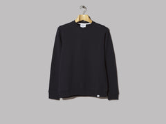 Norse Projects Vagn Classic Crewneck Sweatshirt (Dark Navy)