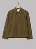 Norse Projects Svend Nylon Oxford Jacket (Sitka Green)