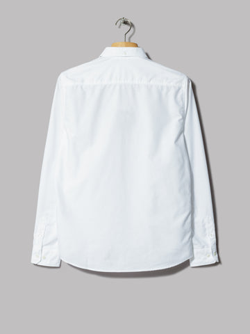 Norse Projects Anton Oxford Shirt (White)