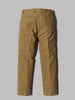 Norse Projects Haga Brushed Moleskin Trousers (Camel)