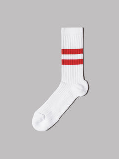 Norse Projects Sports Socks (Red)