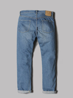 orSlow 105 Standard Fit Jeans (2 Year Wash)