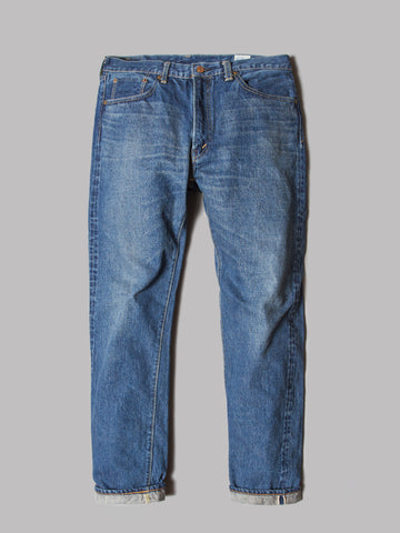 orSlow 107 Ivy Fit Jeans (Used Wash)