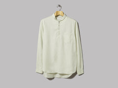 Our Legacy Shawl Zip Shirt (Translucent Dirt White)