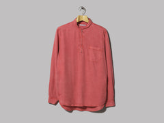 Our Legacy Shawl Zip Shirt (Clear Red)