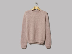 Our Legacy Base Roundneck (Pink Home Knit)