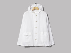Our Legacy Sailor Parka (White Cotton/Linen)