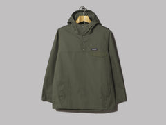 Patagonia Maple Grove Snap-T Pullover (Industrial Green)