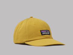 Patagonia P-6 Label Trad Cap (Buckwheat Gold)