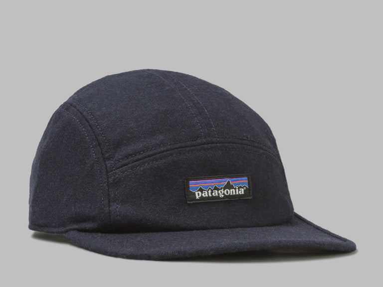 8d6d46dc Patagonia Recycled Wool Cap (Classic Navy) – Oi Polloi