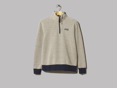 Patagonia Woolyester Fleece Pullover (Oatmeal Heather)