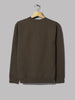 Patagonia Label Uprisal Crew Sweatshirt (Logwood Brown)