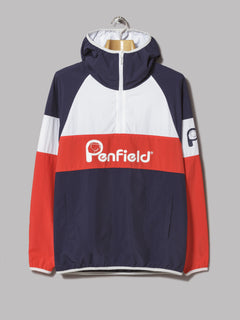Penfield Pacjac Colourblock Jacket (White)