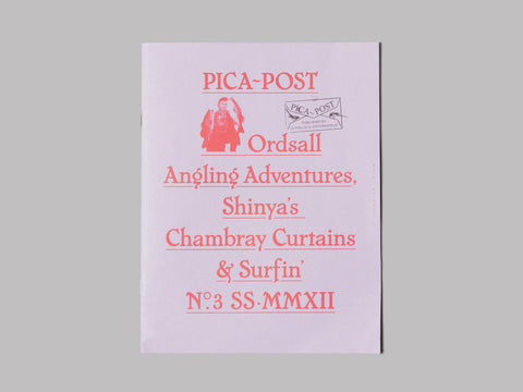 Pica~Post No.3 SS-MM-XII