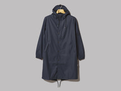 Rains Fishtail Parka (Blue)