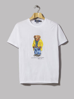 Polo Ralph Lauren Classic Fit Polo Bear T-Shirt (New Forest)