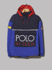 Polo Ralph Lauren Hi Tech Pullover Jacket (Bright Royal / Newport Navy)