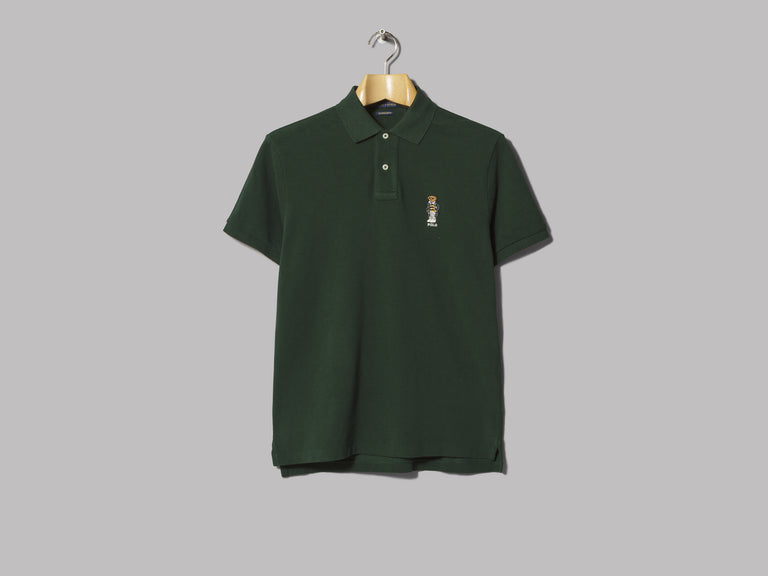 Polo Ralph Lauren SLIM FIT - Polo - college green VU8tmszF