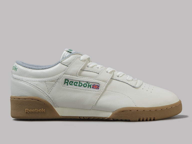 f0ea7885a4ab5 Reebok Oi Polloi Workout Clean MU (Chalk   Green)