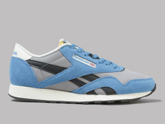 Reebok Cl Nylon (Cyan / Tin / True Grey / Chalk)