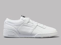 Reebok Workout Lo Clean ID (White / Coal)