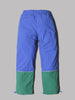 Reebok Pleasures Classic Vector Pant (Vital Blue / Pine Green)