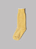 RoToTo Double Face Socks (Yellow)