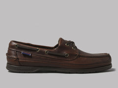 Sebago Schooner (Brown / Gum)