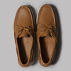 Sebago Dockside Portland (Brown / Tan)