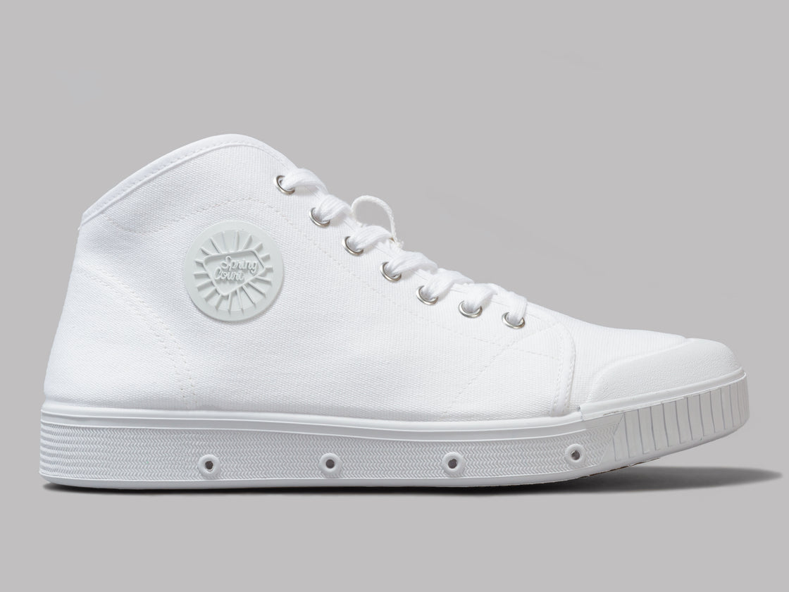 Spring Court B2 Classic Canvas (White