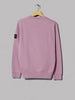 Stone Island Garment Dyed Classic Sweatshirt (Red Onion)