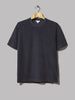 Sunspel Short Sleeve Terry T-Shirt (Navy)