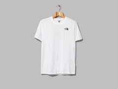 The North Face Red Box Tee (TNF White)