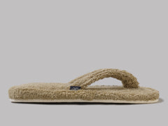 Thing Fabrics Tip Top 365 Room Beach Sandal (Khaki Beige)