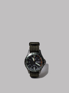 Timex Archive Navi Harbor (Black / Black)