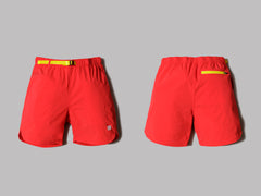 Topo Designs River Shorts (Red)