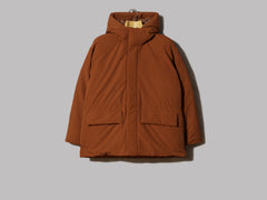 Uniform Bridge Cold Weather Down Parka (Orange)