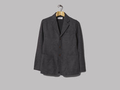 Universal Works London Jacket (Wool Marl Grey)