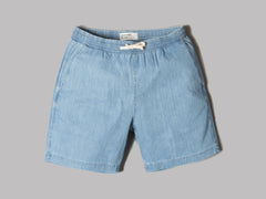 Universal Works Beach Short (Indigo)